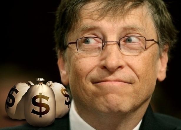 اصحاب المليارات الى تراجع وبيل غيتس يبقى اغنى اغنياء العالم