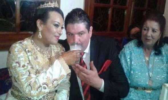 الفنانة بشرى اهريش تحصل على الطلاق من زوجها