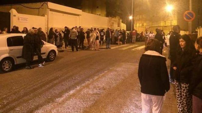 البرلماني الاتحادي أمغار: حكومة بن كيران غائبة في معالجة مخلفات الهزات الأرضية بالريف