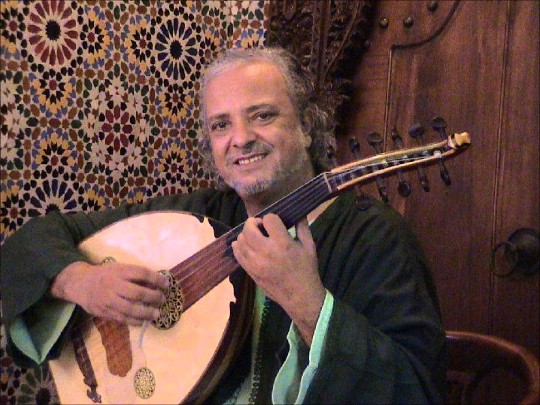 وفاة عازف العود المغربي سعيد الشرايبي