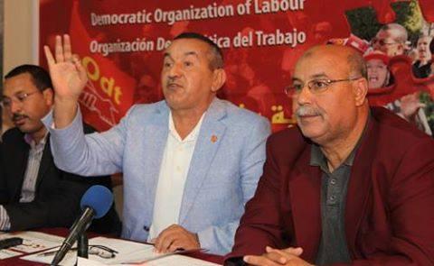 استقالات جماعية من المنظمة الديمقراطية للشغل بسبب البام