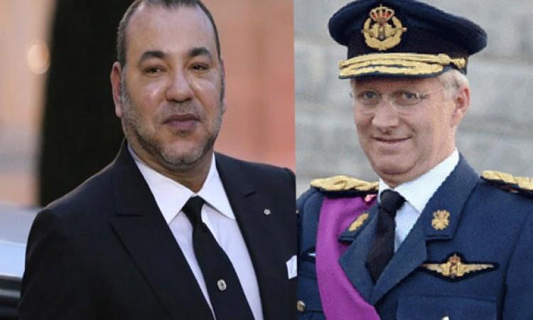ها شنو قال الملك محمد السادس لملك بلجيكا بعد احداث يوم الثلاثاء
