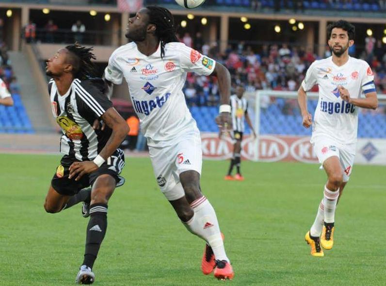 """السوداني """"أبو شنب"""" يقود مباراة مازيمبي والوداد والهجهوج ثاني هدافي التصفيات"""