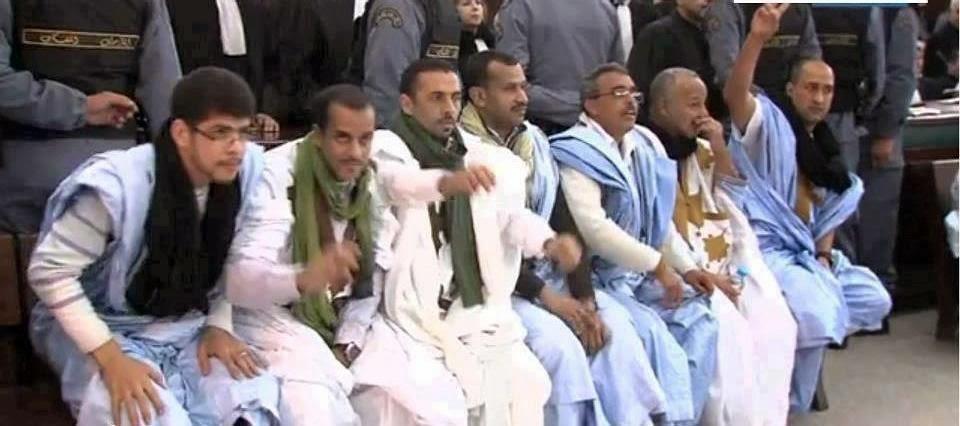 الصبار ينجح في اقناع معتقلي اكديم ايزيك في وقف اضرابهم عن الطعام