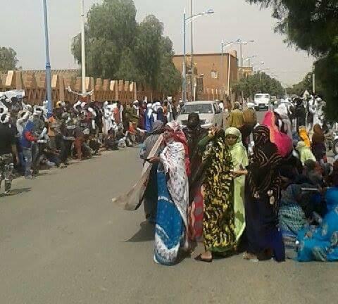 غليان واحتجاجات بالجنوب الجزائري