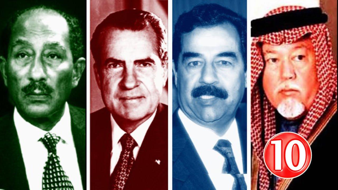 اكبر 10 فضائح سياسية في التاريخ