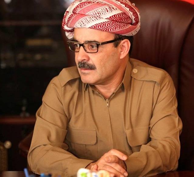 العماري يدعم إنفصال إقليم كردستان عن العراق