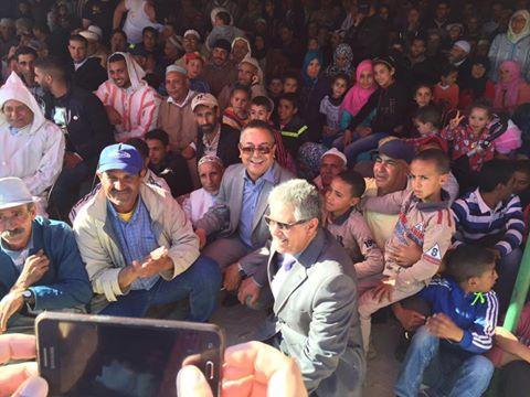 حداد ناشط في نهاية الاسبوع…حضر لمواسم التبوريدة  في قلعته الانتخابية