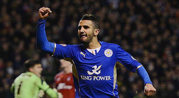 اللاعب الجزائري رياض محرز يفوز بجائزة أفضل لاعب في كرة القدم الإنجليزية