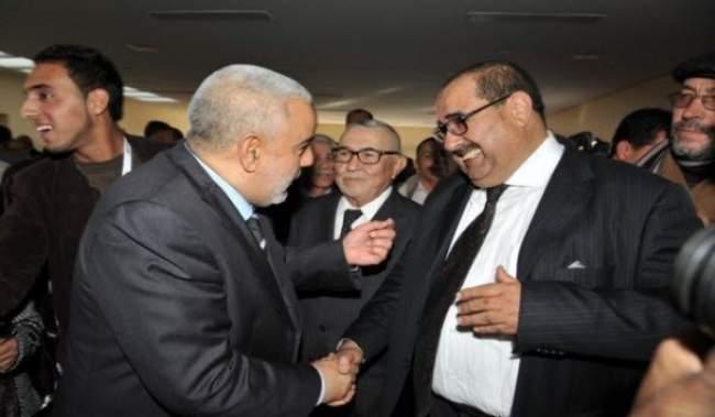 """بن كيران يرد عبر """"سياسي"""" على لشكر…لا افهم كيف تتدخل امريكا في الانتخابات المغربية…"""