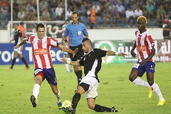 اتحاد الفتح الرياضي يفوز على ضيفه أولمبيك آسفي 3-1 و يعتلي الصدارة