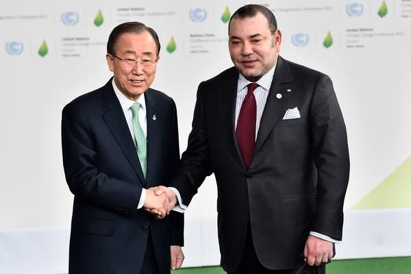 قالها الملك: المغرب لديه مشكل مع الامين العام للامم المتحدة و مساعديه ،بسبب مواقفهم ا لمعادية للمغرب .