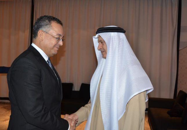 حداد بالإمارات العربية المتحدة  للترويج لوجهة المغرب وجذب المستثمرين السياحيين