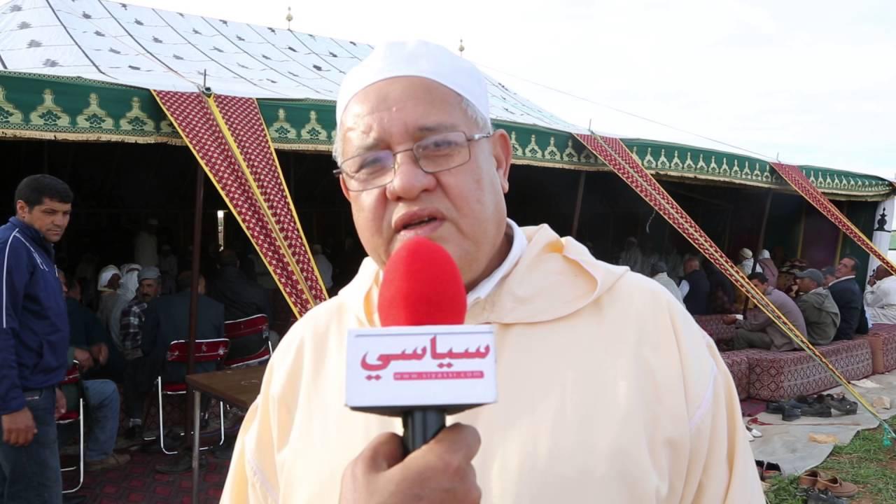 حداد يزور جماعة قصبة طرش..وهذا ما قاله سكان الجماعة للملك محمد السادس