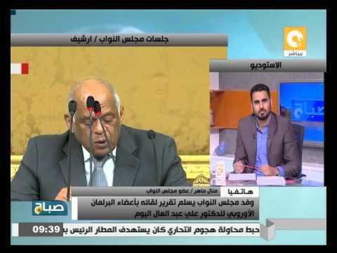 برلمانية: مصر ليس لها تاريخ في تعذيب الأجانب