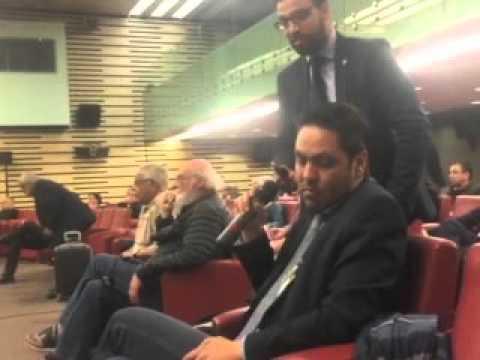 شوفو مستوى الديبلوماسية الموازين كيف داير…قالك لك باغيين يردو على اعلام الجزائر وبوليساريو