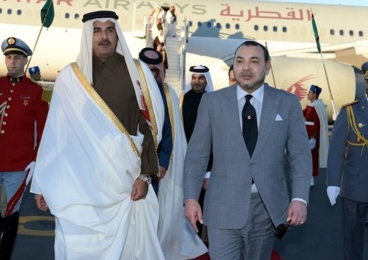 زيارة الملك محمد السادس إلى قطر … محطة بارزة في مسلسل تعميق العلاقة الاستراتيجية بين الرباط و الدوحة