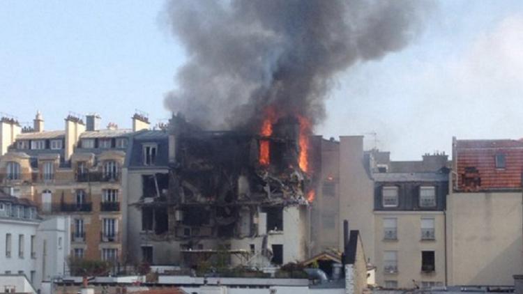 عاجل: انفجار ضخم وسط العاصمة الفرنسية باريس