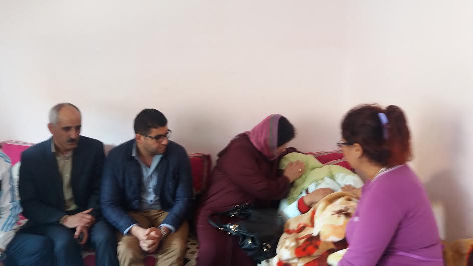 """البام يستغل وفاة بوعزيرية المغرب"""" مي فتيحة""""..حتى ماتت عاد مشى يزورها"""