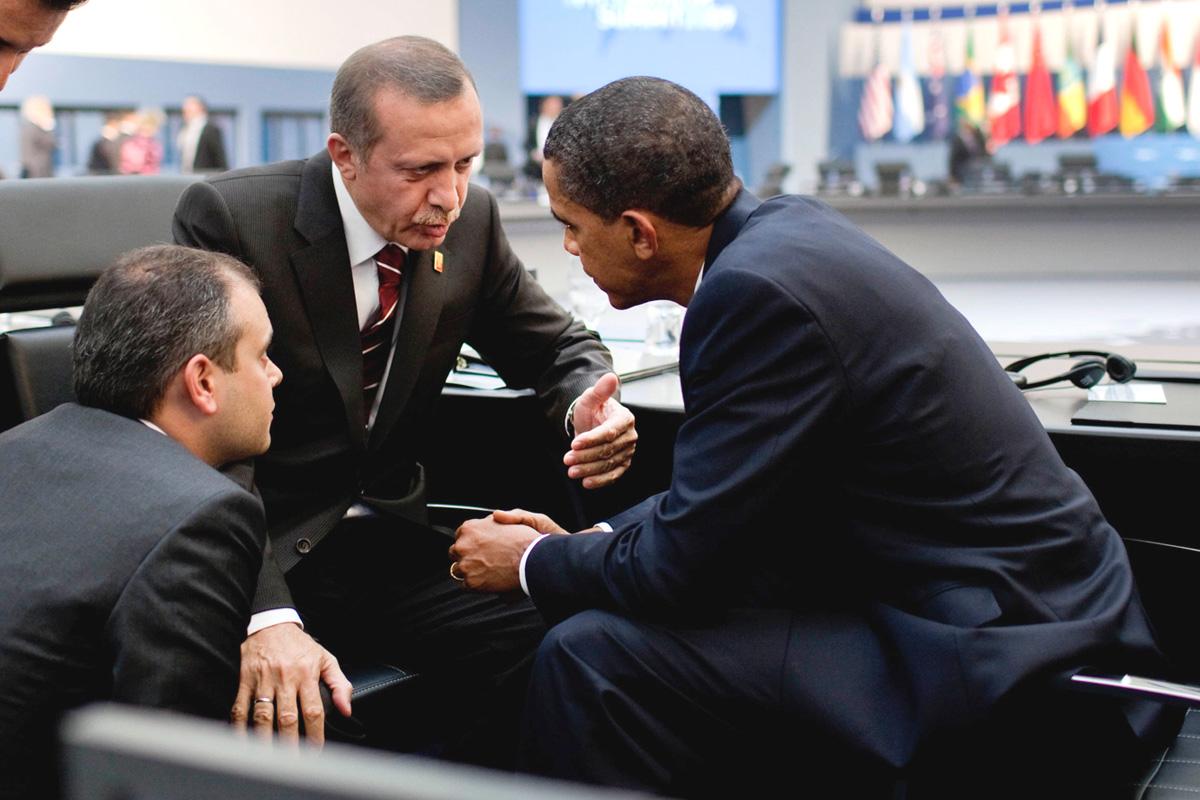 إردوغان: أوباما يتحدث من وراء ظهري عن حرية الصحافة في تركيا