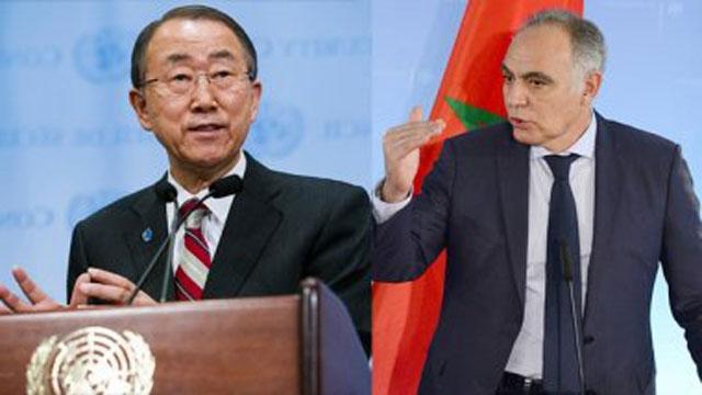 المغرب يأخذ علما بقرار مجلس الامن الذي يشكل انتكاسة صارخة لجميع مناورات الامانة العامة للامم المتحدة