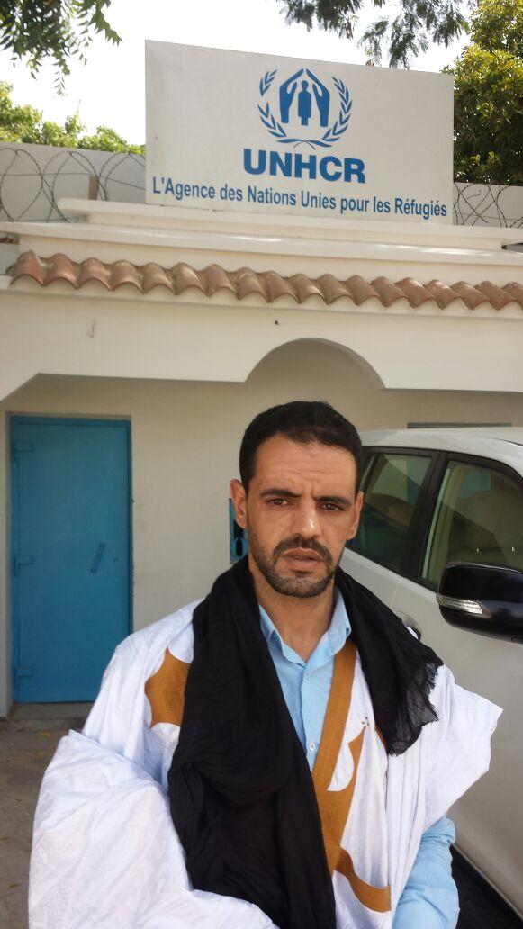 معتقل سياسي ببوليساريو يكشف خطورة المخابرات الجزائرية بوليساريو ويشكوهما للأمم المتحدة