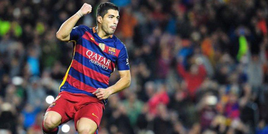 """برشلونة يؤكد صحوته باستعراض جديد و""""سوبر هاتريك"""" لسواريز"""