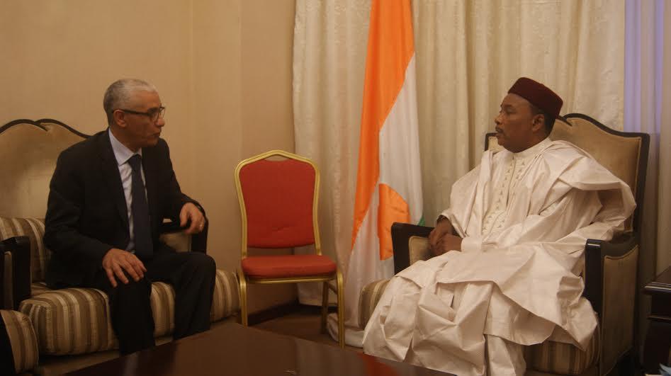 انتصار للمغرب: رئيس النيجر يؤكد دعم بلاده للصحراء ويدعو بان كيمون بالتزام الحياد