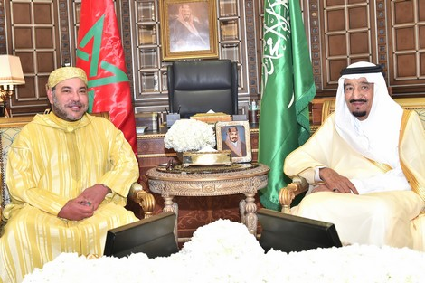 """الملك يتزعم محور """"القوميين العرب"""" بالرياض ويضع قضية الصحراء في مسارها الصحيح"""