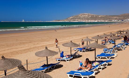 وجهة أكادير حققت أزيد من 530 ألف ليلة سياحية خلال الشهرين الأولين من سنة 2016