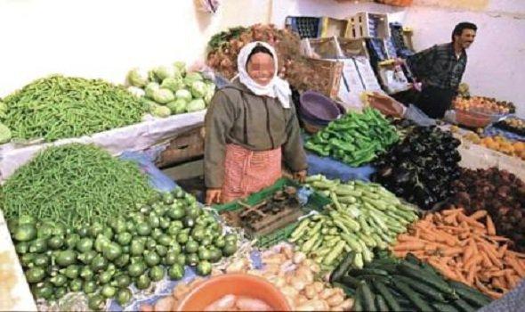 ارتفاع قياسي لأسعار الخضر في الاسواق المغربية