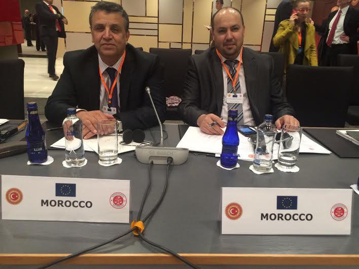 وهبي وبروحو يبرزان من إسطنبول أهمية التجربة المغربية في مكافحة الإرهاب