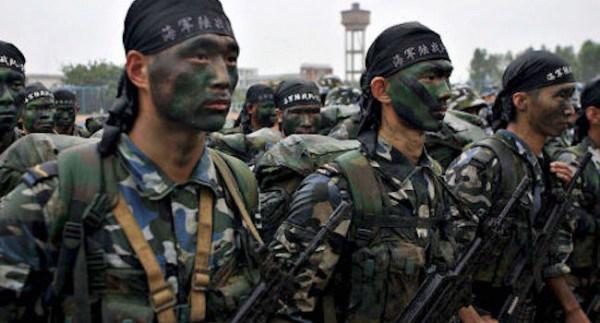 """الصين تتدخل بـ 5000 من قوات """"النمر الليلي"""" الخاصة لمحاربة """"داعش"""" في سوريا"""