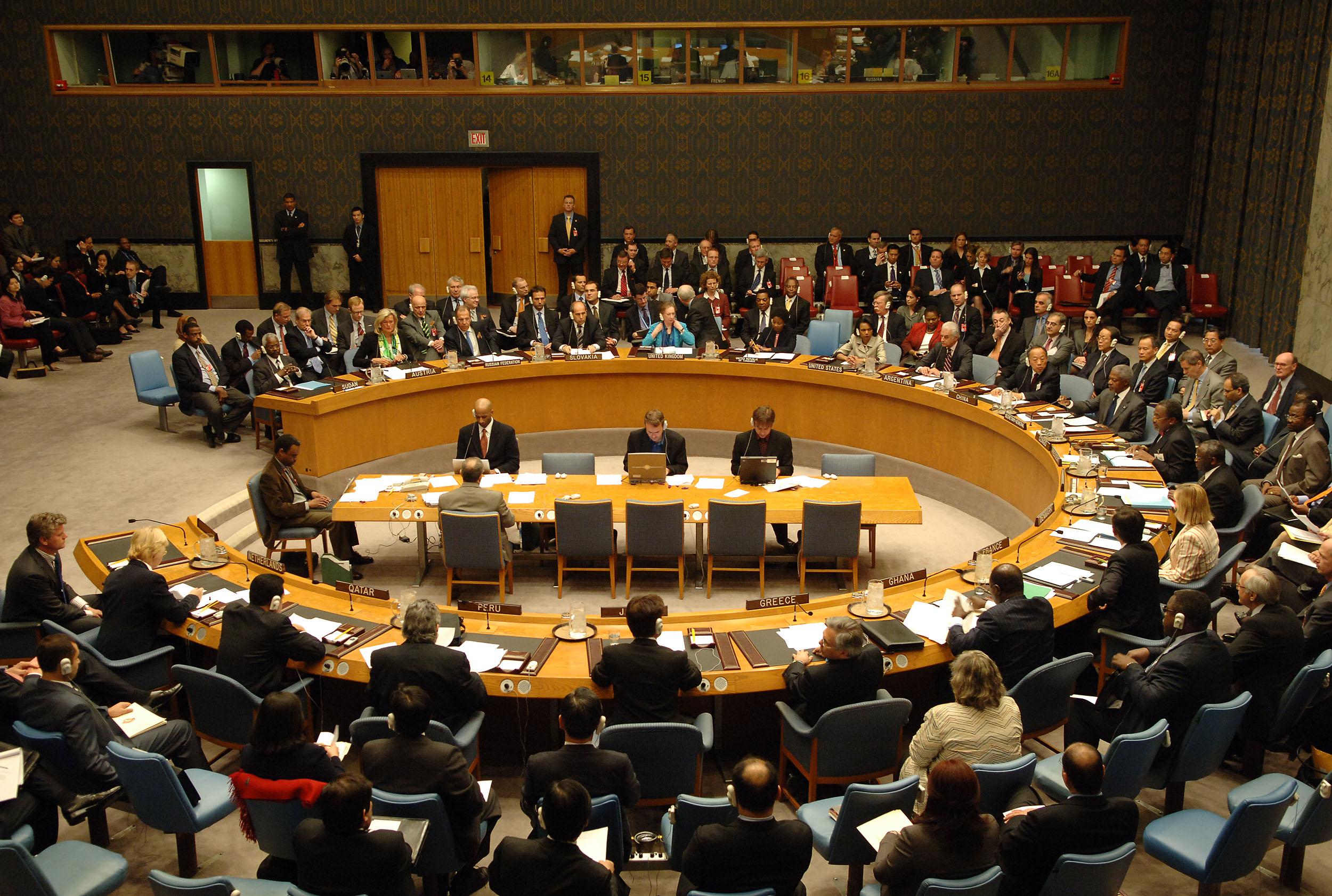 عاجل: مجلس الأمن يصادق على قرار بعودة المينورسو إلى الصحراء المغربية