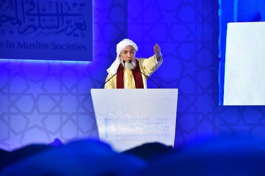 العلامة عبد الله بن بيّه يتوج بجائزة أمريكا للحرية الدينية لعام 2016