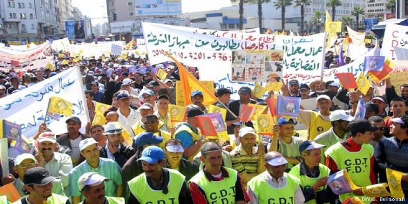 نقابات دولية تلتحق بمسيرة 10 أبريل