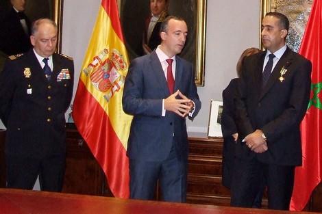 المدير العام للأمن الوطين الاسباني يشيد بالتعاون الأمني المتميز مع المغرب
