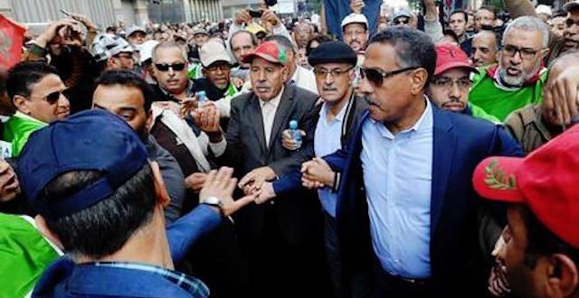 المركزيات النقابية تؤجل  المسيرة الوطنية ليوم 10 أبريل إلى تاريخ لاحق لهذا السبب