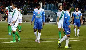 النادي القنيطري يفوز على ضيفه شباب الريف الحسيمي 1-0