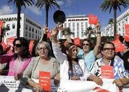 الحركة النسائية تندد بمشروع القانون 79.14.