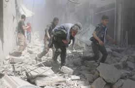 جرائم النظام السوري مستمرة…مقتل 30 شخصا في تجدد القصف على حلب