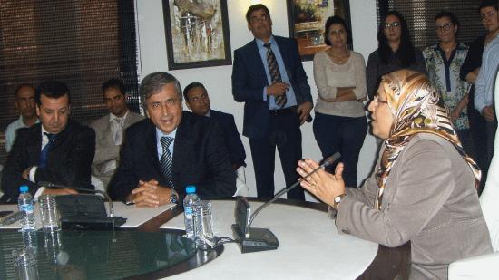 عاجل: الحقاوي تعفي مدير وكالة التنمية الإجتماعية قبل عودته من مهمة رسمية بأكادير