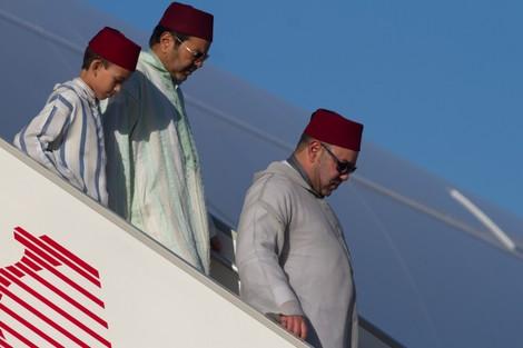 الملك يتوجه إلى الرياض للمشاركة في القمة المغربية الخليجية