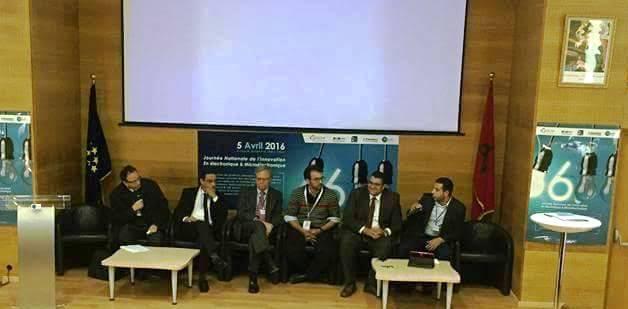 خبراء من العالم يناقشون في الرباط الابتكار في هندسة الالكترونيات والرقائق الالكترونية