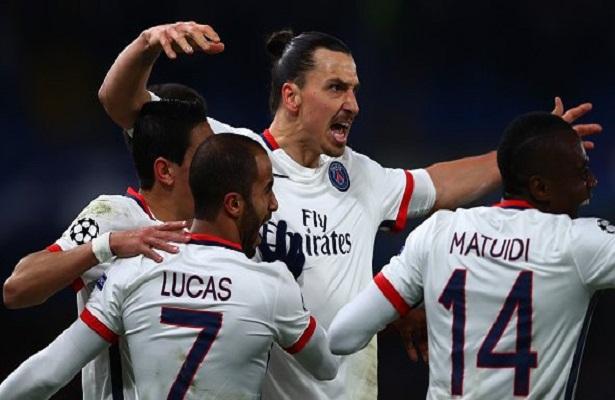إبراهيموفيتش يودع سان جيرمان بالفوز بكأس فرنسا
