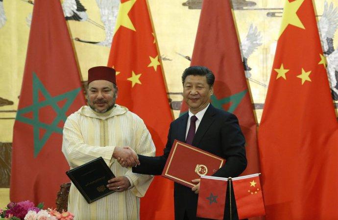 هذا ما قاله الملك محمد السادس للرئيس الصيني بعد ختام زيارته للصين