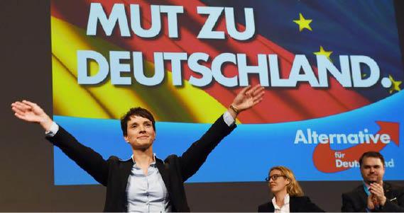 حزب البديل من أجل ألمانيا اليميني الشعبوي ينهج سياسة جبانة على حساب الأقليات
