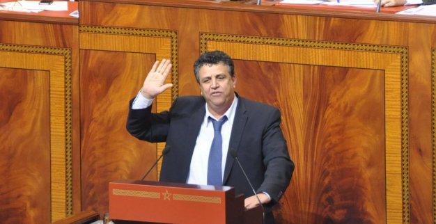 وهبي يطالب بتدخل كل من وزير الصحة والداخلية العاجل بسبب الفياضانات التي ضربت إقليم تارودانت.