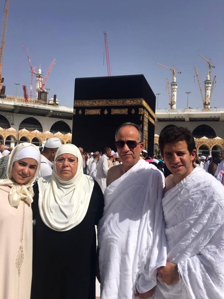 الوزير عبو في العمرة…حج وزيارة مع عائلته…واش  مشى على حساب الدولة والمال العام؟