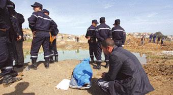 مصرع أربعة أشخاص من عائلة واحدة جرفتهم سيول إحدى الأودية بإقليم الراشيدية